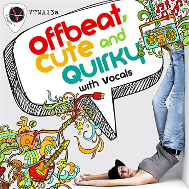 Offbeat Cute & Quirky - Vocals