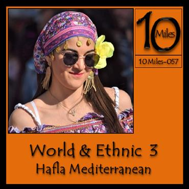 World And Ethnic 3 - Hafla Mediterranean